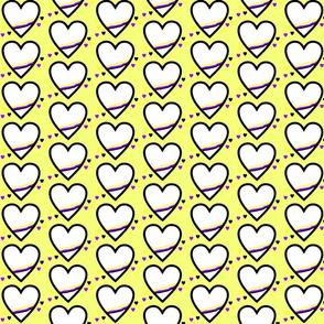 non binary heart