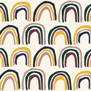Modern Rainbow