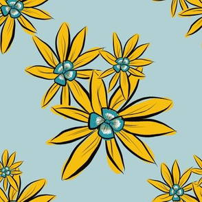 Sunny Flower Days