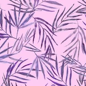 Bold jungle • watercolor