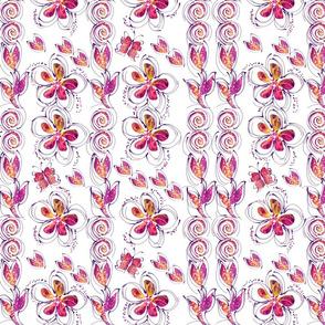 Bold Blooms II Judy Sorrels
