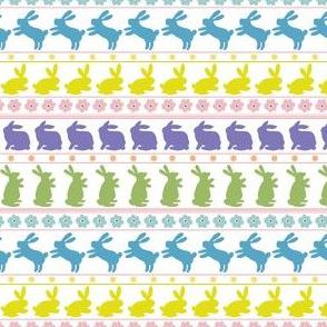 rabbit border