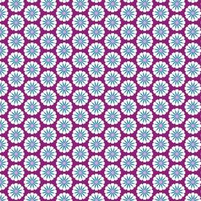 Flower Puffs Pinks