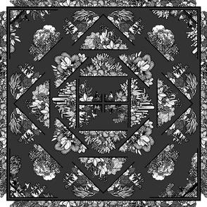 Find Your Niche (grey version)