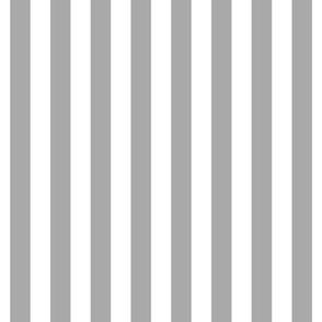 "stripes 1/2"" grey vertical"