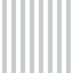 """stripes 1/2"""" sterling grey vertical"""