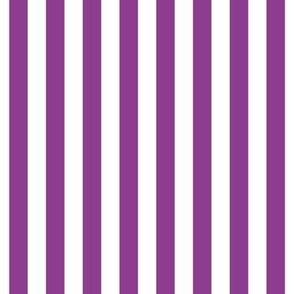 "stripes 1/2"" grape purple vertical"