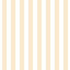 "stripes 1/2"" ivory vertical"