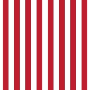 "stripes 1/2"" red vertical"