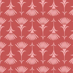 Flora - Coral & Peach