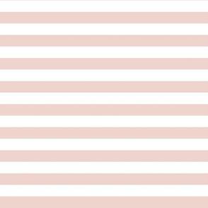 beige white stripes