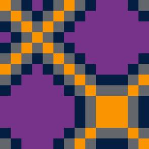 Triple Irish Chain Squared - MCUBCG