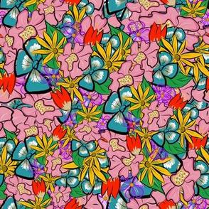 Floral Doodle 2
