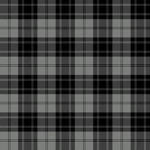"Douglas grey tartan, 2"""