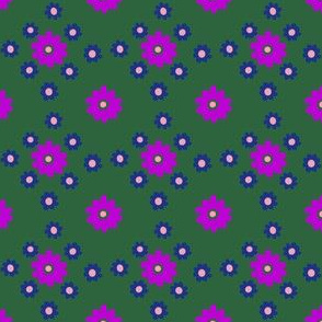 Daisy Chains - Green