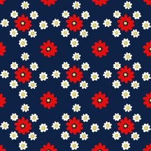 Daisy Chains - Blue