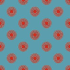 red spirals