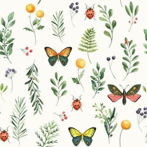 Butterfly Garden // Bianca