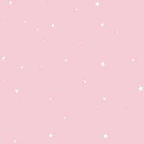 Woollypetals Starry Eyed Ballet Slipper Pink