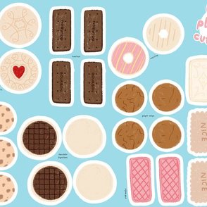 Biscuit Play Food
