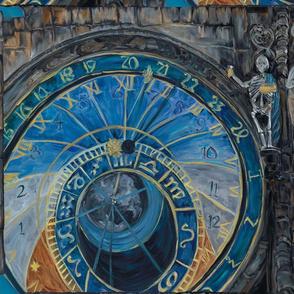 Praha Clock - LG