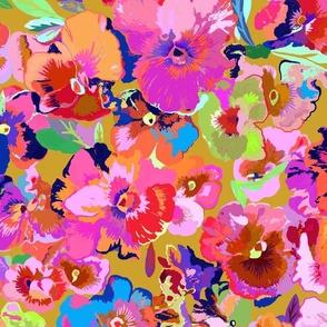 supercolorfragilistic pansies!