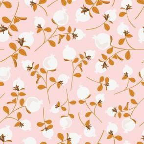 Pom Florals | Pink