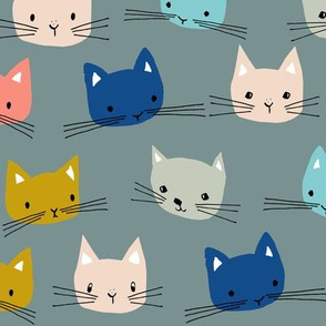 cats in colors 2