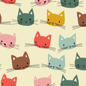 cats in colors1