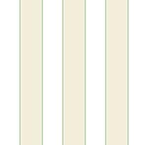 5 Block-Stripes Vanilla & Catnip by Friztin