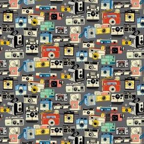 Make It Snappy!* (Micro Pepper Pot) || vintage camera illustrations analog photography film photo photographer