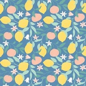 Scandinavian Sweet Lemons And Oranges