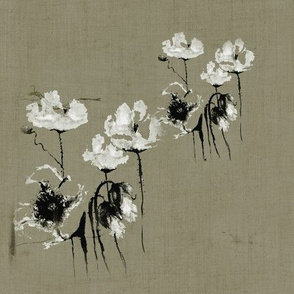 POPPIES TAUPE