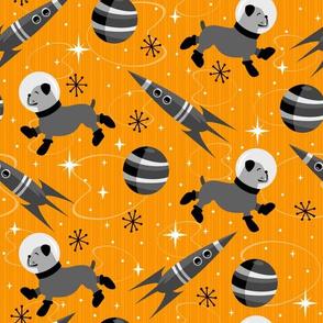 Bulldogs of the Future (Black and Orange)