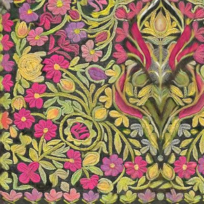 embroidery-floral