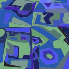 Color Time - Blue