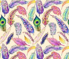 A Flock of Fancy Feathers