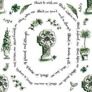 St Patrick's Prayer