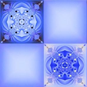 Fractal Backsplash Tiles