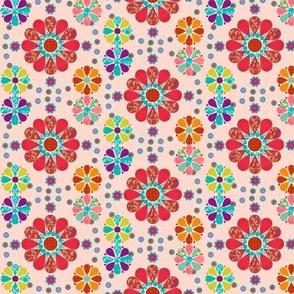 Retro lovely_flowers