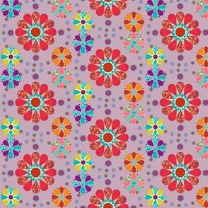 Retro lovely_flowers2