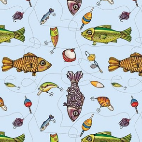 Gone Fishing by ArtfulFreddy