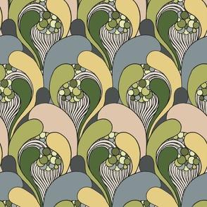 Art Nouveau Hobbit Palette 2