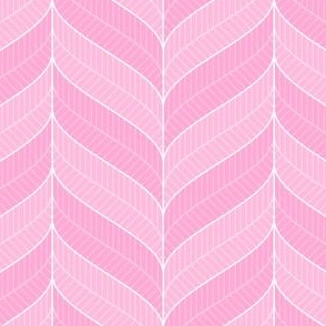 00864909 : tickled pink - feather border