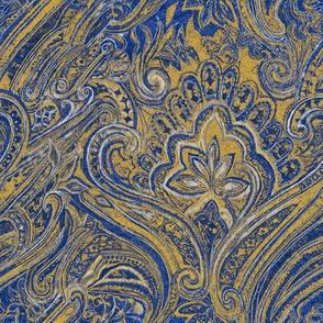 paisley_blue_gold