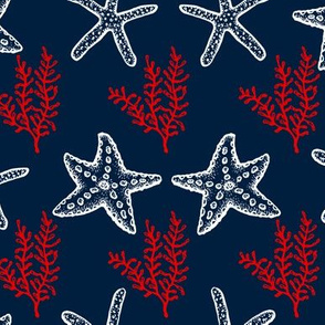 Starfish-Blue V.01