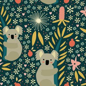 eucalyptus forest party
