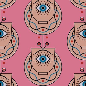 Cocteau Homage | Rose Pink