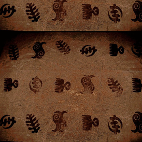 African Symbole-ch