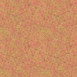Coral Mini Geometrics